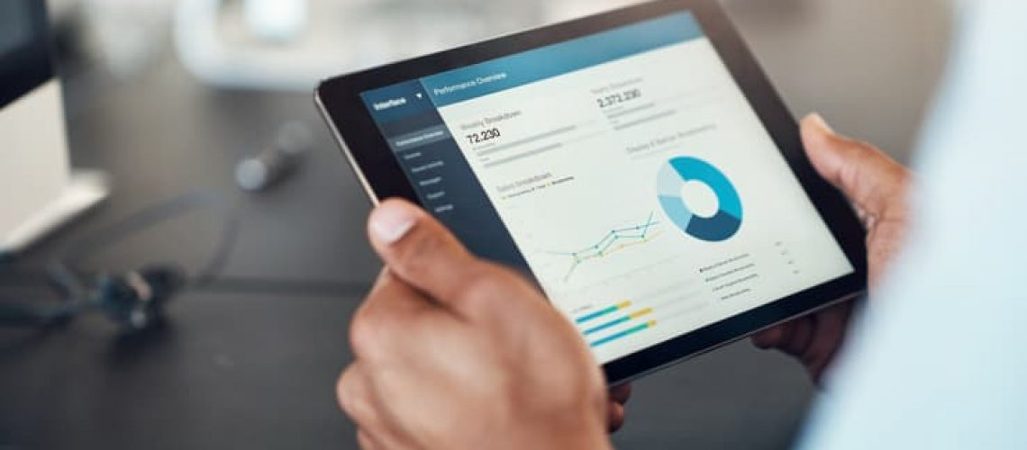 Forget paperwork, digitize your financial reports